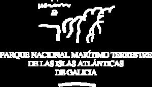 Logo Parque nacional marítimo terrestre de las islas atlánticas de Galicia