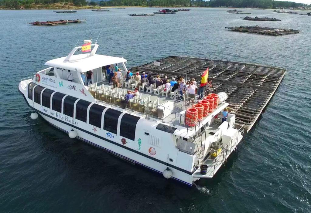 barco mejillones o grove
