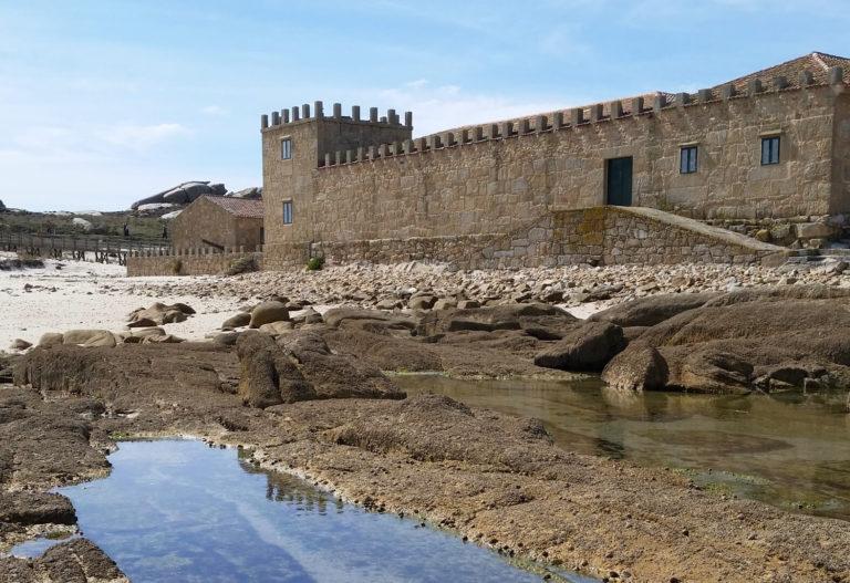 """Castillo de la Isla de Sálvora"""""""