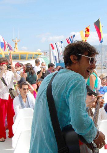 cruceros rias baixas organiza evento con música en directo